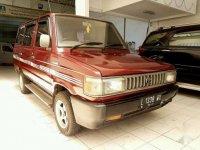 Toyota Kijang LSX 1996 dijual