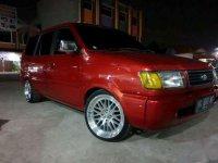 Toyota Kijang LSX 1997 dijual