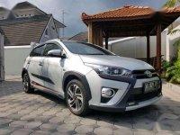 2017 Toyota Yaris TRD Sportivo Heykers AT Dijual