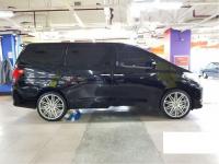 Toyota Alphard X 2009 MPV dijual