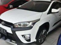 2017 Toyota Yaris TRD Sportivo Herkers AT Dijual