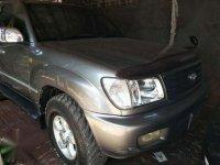 2002 Toyota Land Cruiser 4.2 Dijual