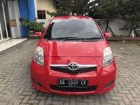 2009 Toyota Yaris E Dijual