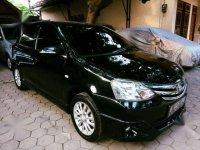 2014 Toyota Etios G Valco MT dijual