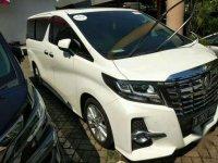 Toyota Alphard S 2015 dijual