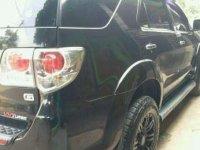 2013 Toyota Fortuner G dijual