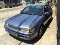 1996 Toyota Corolla 1.3 Manual dijual