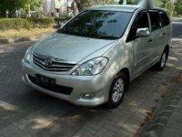 2011 Toyota Kijang Innova E dijual