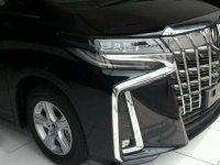Toyota Alphard S 2018 dijual