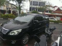 2013 Toyota Kijang Innova V Luxury Dijual