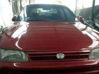 1993 Toyota Corolla 1.3 Manual dijual