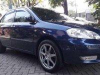 2002 Toyota Corolla Altis M/T dijual