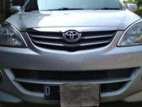 2008 Toyota Avanza 1.5 NA Dijual