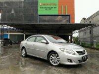 2008 Toyota Corolla Altis G AT dijual