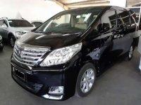 Toyota Alphard G 2013 dijual