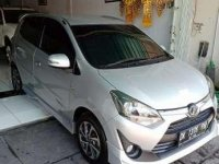 2018 Toyota Agya TRD Sportivo 1.2 dijual