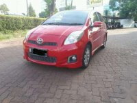 Toyota Yaris S 2012 dijual