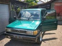 1995 Toyota Kijang LX-D Dijual