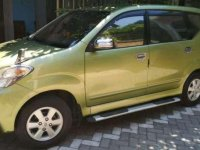 2007 Toyota Avanza type G dijual