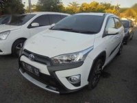 2017 Toyota Yaris S dijual