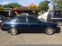 Toyota Corolla 2000 Sedan dijual