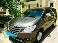 2014 Toyota Kijang 2.4 Dijual
