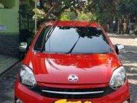 2015 Toyota Agya TRD Sprotivo dijual