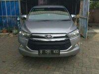 2016 Toyota Kijang Innova 2.0 V dijual