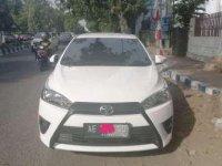 2016 Toyota Yaris E dijual