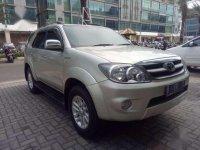 Toyota Fortuner G 2006 dijual