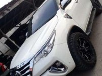 Toyota Fortuner G 2016 dijual