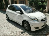 2011 Toyota Yaris TRD Sportivo dijual