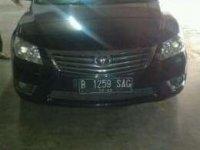 2012 Toyota Camry type V dijual