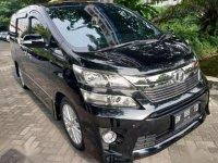 2014 Toyota Vellfire ZG Dijual