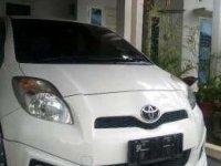 2012 Toyota Yaris type TRD Sportivo dijual