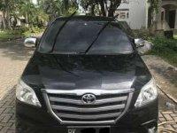 2014 Toyota Kijang Innova E dijual