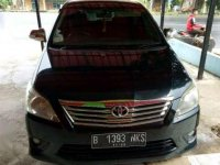 Toyota Kijang Innova G MT Tahun 2012 Dijual