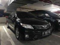 Toyota Corolla Alits G 2013 dijual
