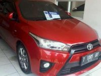 Toyota Yaris G 2016 dijual