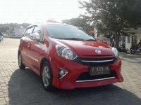 2016 Toyota Agya type TRD Sportivo dijual