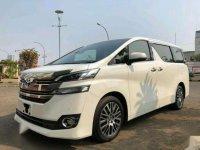 Toyota Vellfire G Wagon Tahun 2015 Dijual