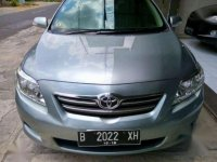 2008 Toyota Corolla Altis 1,8 G dijual