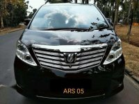 Toyota Alphard G 2008 dijual