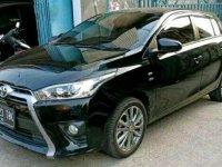 Toyota Yaris G 2017 dijual