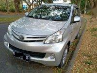 2014 Toyota Avanza type S dijual