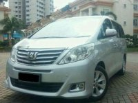 Toyota Alphard G 2014 dijual