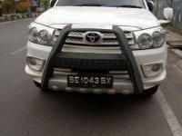 2011 Toyota Fortuner TRD Dijual