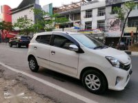 2013 Toyota Agya G dijual