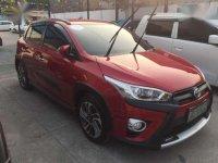 Toyota Yaris TRD Sportivo Heykers AT Tahun 2017 Dijual