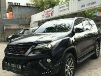 2017 Toyota Fortuner VRZ Dijual